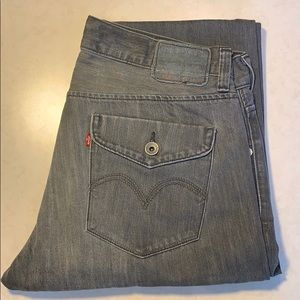 Men Levi Jean size 36x32 style 514